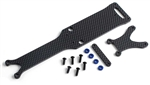 KYOLAW44 Kyosho Carbon Upper Plate Set ZX-5 FS and FS2
