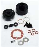 KYOLAW50-01 Kyosho Lazer ZX6 Gear Differential Case Set