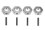 KYOMA057 Kyosho 14mm Wheel Hub Pin or Stopper Package of 4