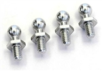 KYOMB018 Kyosho Mini-Z Buggy Ball Stud Set - Package of 4