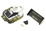 KYOMBB03WBK Kyosho Mini-Z Body Set INFERNO MP9 TKI3 White and Black