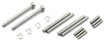 KYOMC008 Kyosho Moto Racer Shaft Set