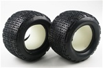 KYOMTT001 Kyosho MFR Tire with Inner Sponge - Package of 2