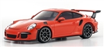 KYOMZP150OR-B Porsche 911 GT3 RS Orange Body Set for MR-03N-RM Chassis