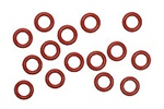 Kyosho P6 Silicone Differential O Rings Package of 15