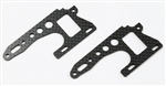 KYOOTW105 Kyosho Optima Carbon Front Side Plates