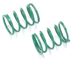 KYOPZW004M Kyosho Plazma Medium Green Side Spring 0.55mm - Package of 2