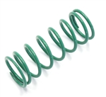 KYOPZW005M Kyosho Plazma Medium Green Oil Shock Spring - Package of 1
