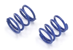 KYOPZW006M Kyosho Plazma Medium Blue King Pin Spring .50mm - Package of 2