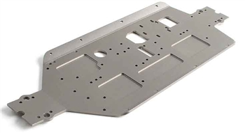 KYOR246-3017 Kyosho DRX SP2 Main Chassis Plate - Hard Anodized 7075 T6 Aluminum