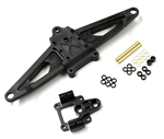 KYOR246-3801 Kyosho Plazma Formula Front Suspension Conversion Set  -4mm for small diameter tire support