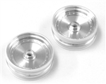 KYOSCH001SC Kyosho Scorpion 2014 Front Wheel Satin Chrome - Package of 2