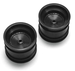 KYOSCH002BK Kyosho Scorpion 2014 Rear Wheel Black - Package of 2
