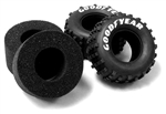 KYOSCT002M Kyosho Scorpion 2014 Rear Tire Medium - Package of 2