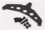 KYOSCW006 Kyosho Scorpion Carbon Rear Shock Stay Set