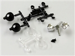 KYOSCW019 Kyosho Scorpion  Gear Box Conversion Set