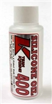 KYOSIL0400-8 Kyosho Silicon oil 400 CPS 80 cc For Shocks