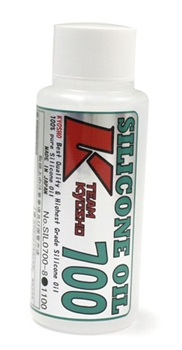 KYOSIL0700-8 Kyosho Silicon Oil 700 CPS 80 cc For Shocks
