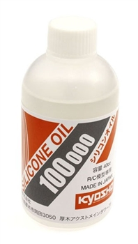 KYOSIL100000B Kyosho Differential Fluid 100000 Cps 40cc