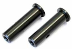 KYOSX009 Kyosho Scorpion XXL Front Wheel Shafts - Package of 2