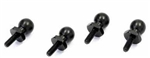 KYOSX014 Kyosho Scorpion XXL Steering Pillow Balls - Package of 4