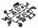KYOSX056 Kyosho Scorpion XXL Front Knuckle Arm and other Parts Set