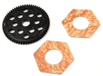KYOSXW013 Kyosho Scorpion XXL Hardened Steel Spur Gear Set 63T