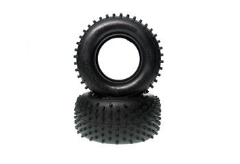 KYOTR17 Kyosho 1/10 Spike Tire (MT) DBX - Package of 2