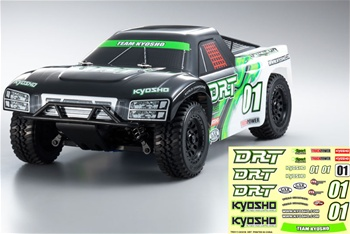KYOTRB111 Kyosho DRT Painted Body Set