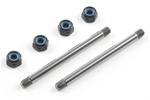 KYOUM561 Kyosho Ultima RB6, RT5, RT6 and SC Rear Suspension Shaft 39.5mm - Package of 2