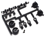KYOUM753-1 Kyosho Shock Plastic Parts Set for Lazer Ultima RT6 SC6 and RB6 SR