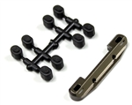 KYOUMW706 Kyosho Ultima RB6 RT6 7075 Aluminum Rear Suspension Holder RR-RWD