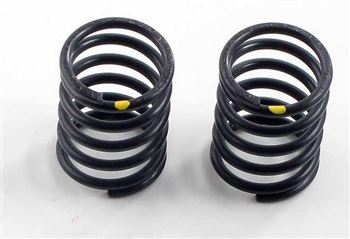 KYOVZW414-4017 Kyosho Front Yellow Spring -  4.0 - 1.7,  Length = 21.5/?13 - Package of 2