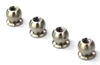 KYOW0158 Kyosho 5.8mm Hard Flanged Ball - Package of 4