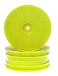 KYOW5029 Kyosho Yellow Front Wheel 56mm