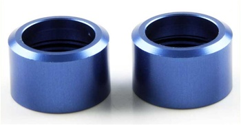 KYOW5161-2 Kyosho GP Fazer Shock Caps - Package of 2