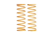 Kyosho Dark Yellow Front Shock Spring Short #60 (RB5, ZX5) - Package of 2