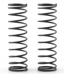 KYOW5199-65 Kyosho Ultima Black Front Shock Spring #65 55mm - Package of 2