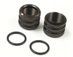 KYOW5303-12 Kyosho Big Bore Spring Adapter for 46mm Shocks - Package of 2