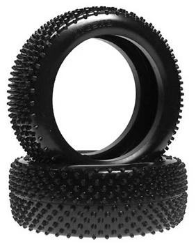 KYOW5651 Kyosho 1/8th Scale Super Multi Pin Tire - Package of 2