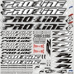 Pro-Line Team Decal Sheet