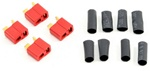 ProTek RC T Style Ultra Plugs Package of 4 Female
