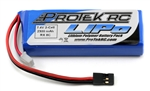 PTK5196 2S 7.4V 2300mAh LiPo Flat Receiver Battery Pack