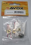 SAVSGSH0257MG Savox Gear Set for SH-0257MG
