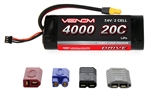 VNR15085 DRIVE 20C 2S 4000mAh 7.4V LiPo Battery with UNI 2.0 Plug