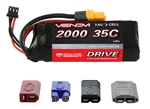 VNR15107 DRIVE 35C 2S 2000mAh 7.4V LiPo Battery with UNI 2.0 Plug