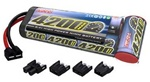 VNR1526-7 Venom 8.4v 4200mah NiMH Stick Battery Pack with Universal Plug System