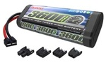 Venom 7.2v 3600mah NiMH Stick Battery Pack with Universal Plug System