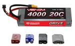 VNR1554 DRIVE 20C 2S 4000mAh 7.4V LiPo Hardcase Battery with UNI 2.0