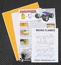 xxx main Micro Flames Paint Mask
